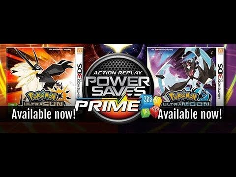 Powersaves Part 2 for Pokemon USUM & Yokai Watch Psychic Spectors ARE FREE FOR US/EU!!!!!