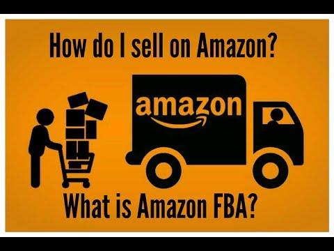 Amazon FBA Selling 10 Simple Steps