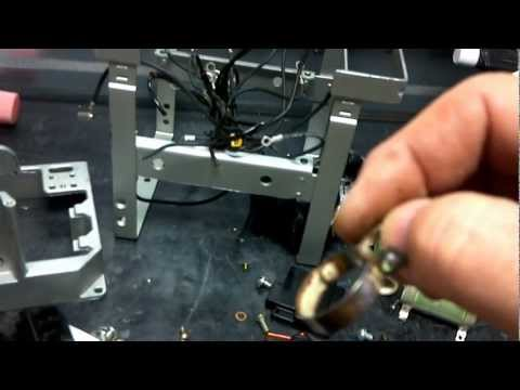 Scrap a GE Electric Relay - GOLD and SILVER Recovery - Part 5