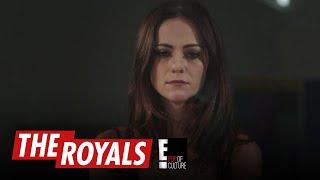 The Royals | Princess Eleanor Questions King Robert About Jasper | E!