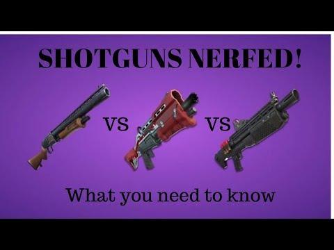 Fortnite - How to Get Good - Episode 4 (Part 1.5): SHOTGUN AIMING - Addressing the Shotgun Update
