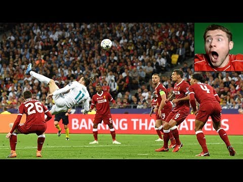 REAL MADRID 3-1 LIVERPOOL LIVE REACTIONS TO GOALS | FANZONE HIGHLIGHTS CHAMPIONS LEAGUE FINAL
