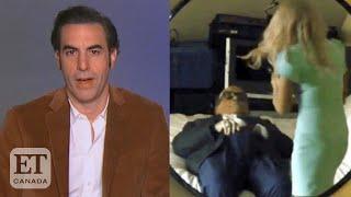 Sacha Baron Cohen Responds to Rudy Giuliani Over 'Borat' Scene