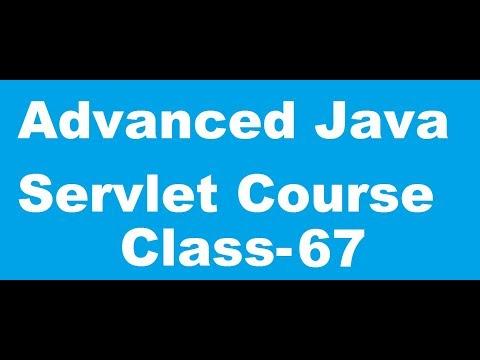 67 Advanced Java Servlet Programming Tutorial | How servlet program is execute without main method