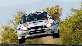 The history of Toyota Corolla WRC * 20 years ago * best of rallye
