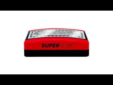 SuperSlim Stamps | Acorn Sales