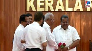 ഇ പി ജയരാജൻ വീണ്ടും മന്ത്രിയായി   E P Jayarajan again minister