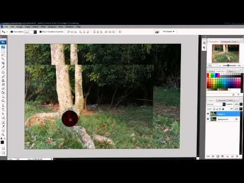 3D tutorial in Photoshop cs3