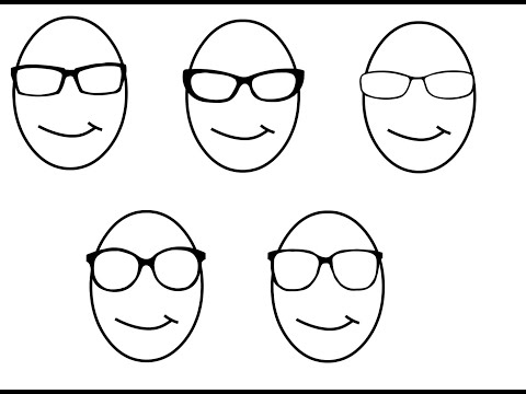How to Choose Glasses for Your Face Shape