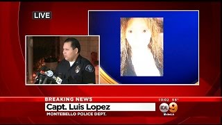 Woman's Body Found In Trunk Of Vehicle Tied To Missing Montebello Family