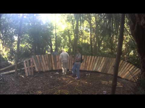 Skillzville Berm Build