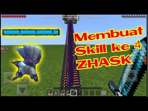 Tutorial cara membuat JONI ZHASK DI MCPE !!!! - Minecraft tutorial