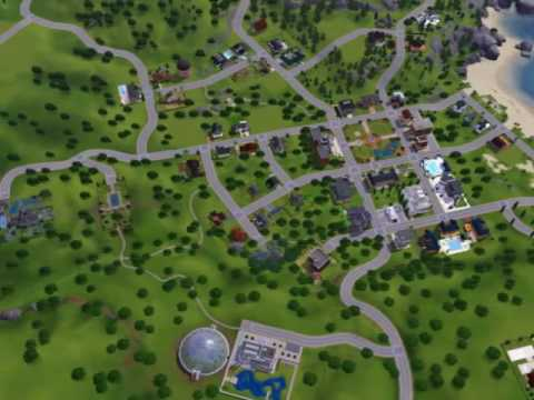 sims 3 where to find omni plant, deathflower, life fruit and flame fruit
