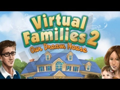 Virtual Families 2: Our Dream House - iPhone & iPad Gameplay Video