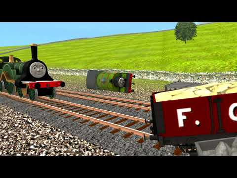 Emily Knows Best - Percy, Mavis and Toby's Accidents