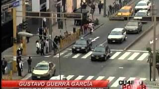 Cuarto Poder: El parque automotor en Lima: chatarra al volante