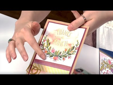 Sizzix | Bloom and Blossom Collection Overview with Lindsey Serata