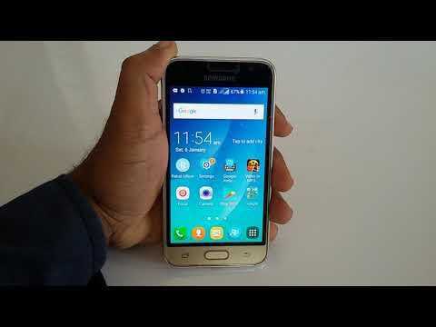 How to block a number in samsung J series Mobile