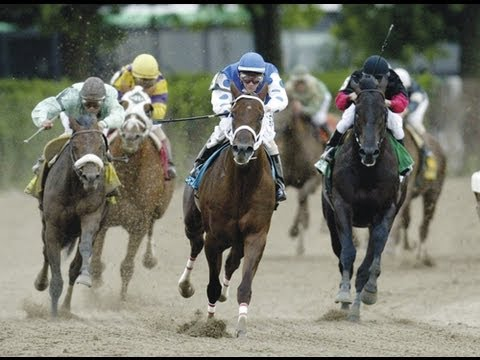 2004 Belmont Stakes : Full NBC Broadcast