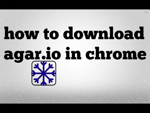 how to download agar io