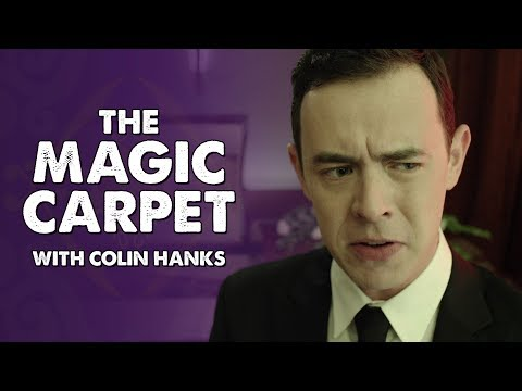 The Magic Carpet with Colin Hanks