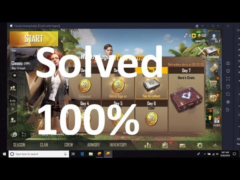 (Solved 100%) How to Fix PUBG Mobile Error Code 555745297 with Proof