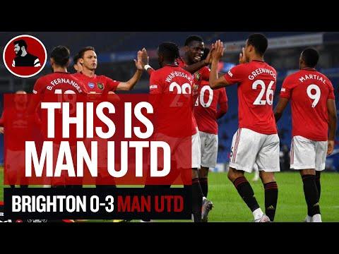 """This Is Manchester United!"" | Brighton 0-3 Man Utd | Premier League"