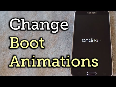 Easily Change the Boot Animation on Your Samsung Galaxy S5 [How-To]