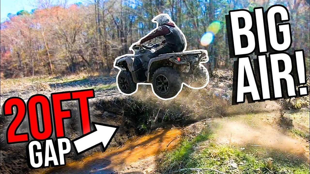 HE COULD HAVE DIED | FULL SEND OVER CREEK!