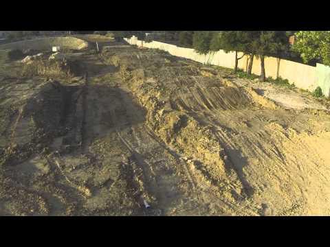 S.E BMX TRACK BUILD