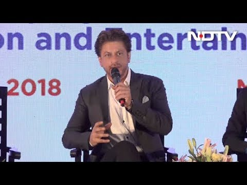 Magnetic Maharashtra: Shah Rukh Khan Speaks About Future Of Cinema Halls