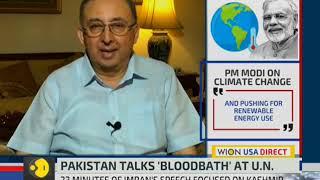 WION USA Direct: Pakistan Talks Bloodbath at U.N.