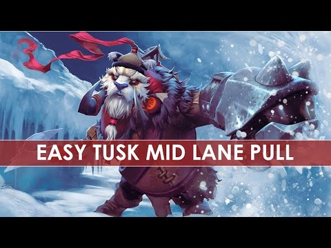 Quicktip 7: Pulling Radiant Mid Lane as Tusk