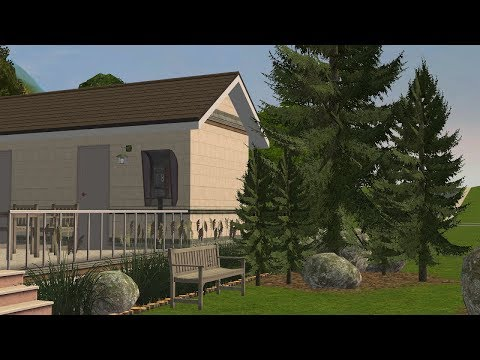The Sims 2 - Pets - Pettina's Pet Retreat