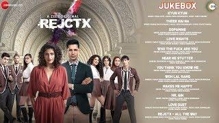 REJCTX - Audio Jukebox | Kubbra Sait & Sumeet Vyas | ZEE5 Show