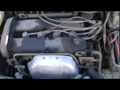 Ford Focus Timing Belt Part 1