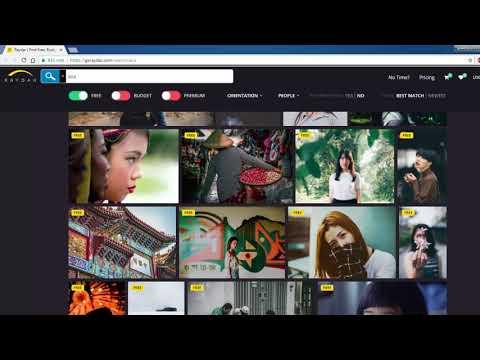 Những trang ảnh đẹp & chất lượng cho thiết kế slide powerpoint