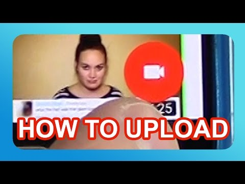 How to Upload a Video from Your Phone (iPhone or Android)