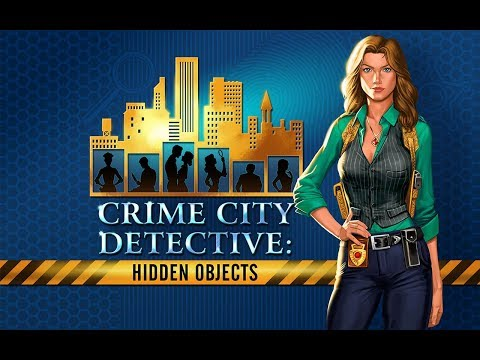 Crime City Detective- Best Hidden Object Game