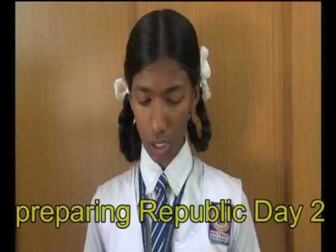 REPUBLIC DAY 2013 SPEECH FOR SCHOOL CHILDREN