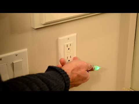 How to Use a Southwire Contactless AC Voltage Tester