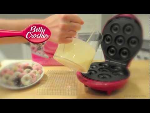 Mini Donut Factory by Betty Crocker