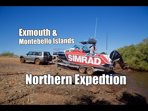NORTHERN EXPEDITION - Montebello Islands & Exmouth 2017
