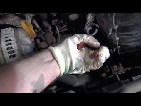 P8/19 How to replace Engine Step by Step Toyota Corolla Years 2007 to 2018 Part 8 of 19