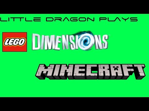 Lego Dimension and Minecraft featuring Little Dragon