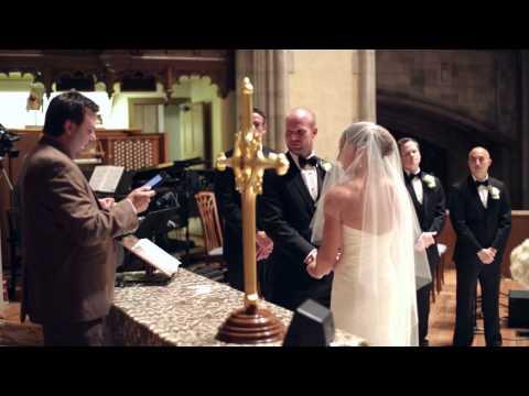 Crossfitters get married! Brooke + Aaron's Mayo Hotel Wedding Video in Tulsa, OK