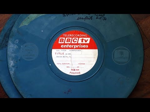Finding Missing Doctor Who Episodes | The Enemy of the World | Doctor Who | BBC