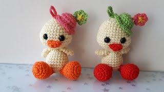 Amigurumi Crochet Salyangoz Free Pattern Yapılışı | 180x320
