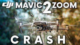 DJI MAVIC 2 CRASH!!!