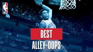 NBA's Best Alley-Oops | 2018-19 NBA Regular Season